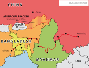 Can asian cooperation in myanmar regional think