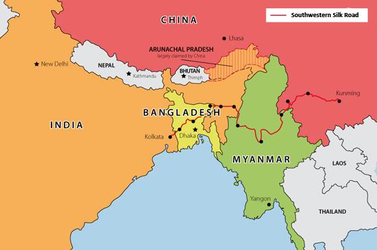 BCIM-Map