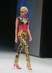 Funky Indonesian Chic by Anne Avantie