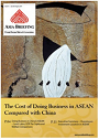 Cost of business ASEAN China