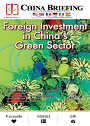 Investment in China's Green Sector