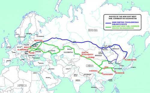 Siberia map 2