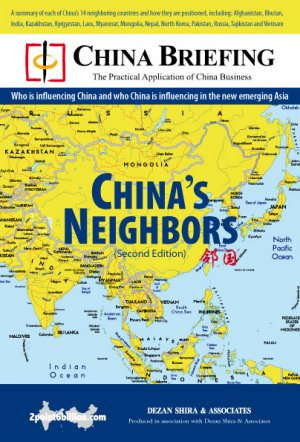 China s neighbors second edition asia briefing bookstore for Chambre de commerce vietnam