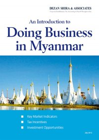 An Introduction to Doing Business in Myanmar