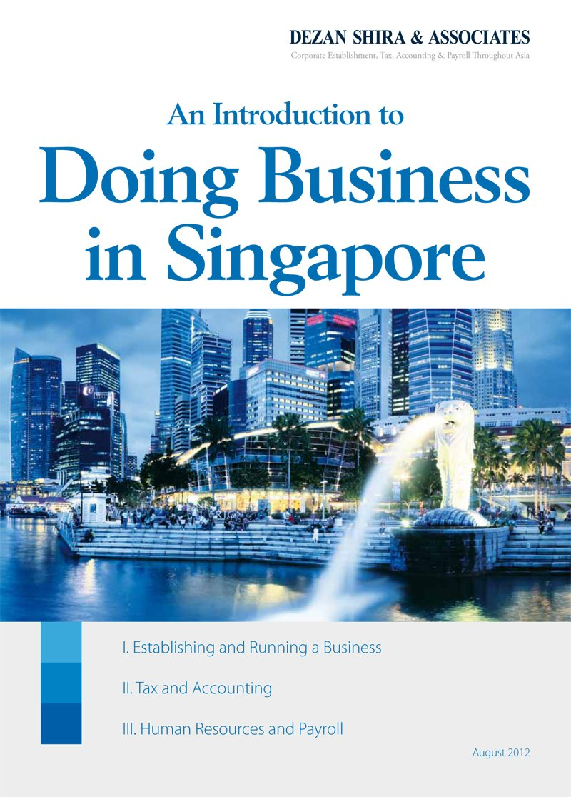 an introduction to doing business in singapore