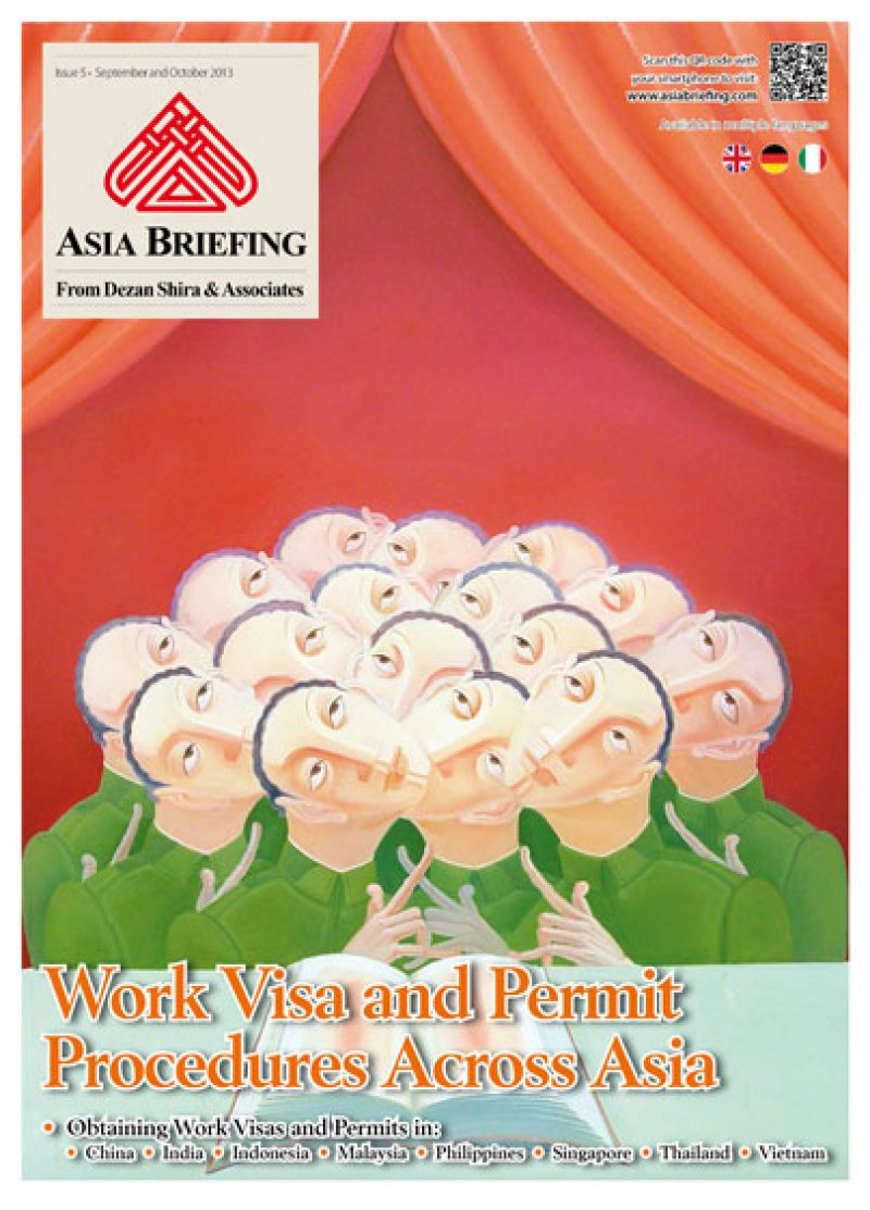 Work Visa and Permit Procedures Across Asia | Asia Briefing