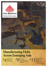 Manufacturing Hubs Across Emerging Asia
