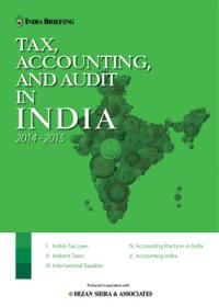 Tax, Accounting, and Audit in India 2014-2015