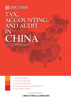 Tax accounting and audit in china 2015 7th edition for Chambre de commerce vietnam