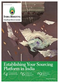 Establishing Your Sourcing Platform in India