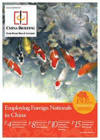 Employing Foreign Nationals in China
