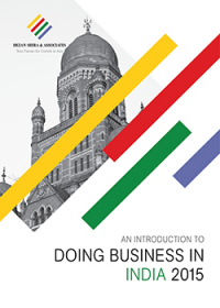 An Introduction to Doing Business in India 2015
