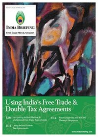 Using India's Free Trade & Double Tax Agreements