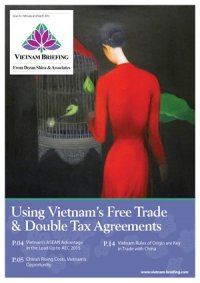 Using Vietnam's Free Trade & Double Tax Agreements