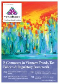 E-Commerce in Vietnam: Trends, Tax Policies & Regulatory Framework