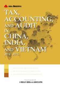 Tax, Accounting and Audit in China, India and Vietnam 2014-2015